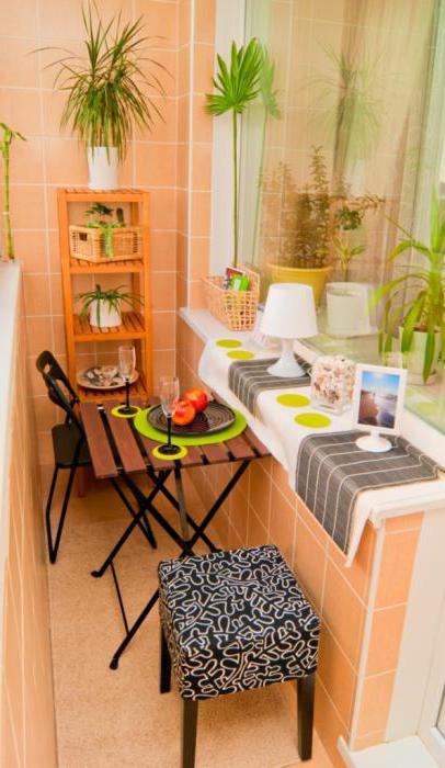 проект кухни совмещенной с балконом