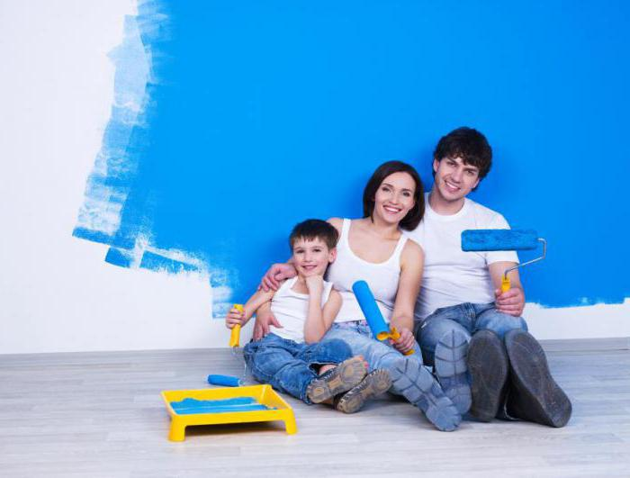 Ремонт под покраску стен