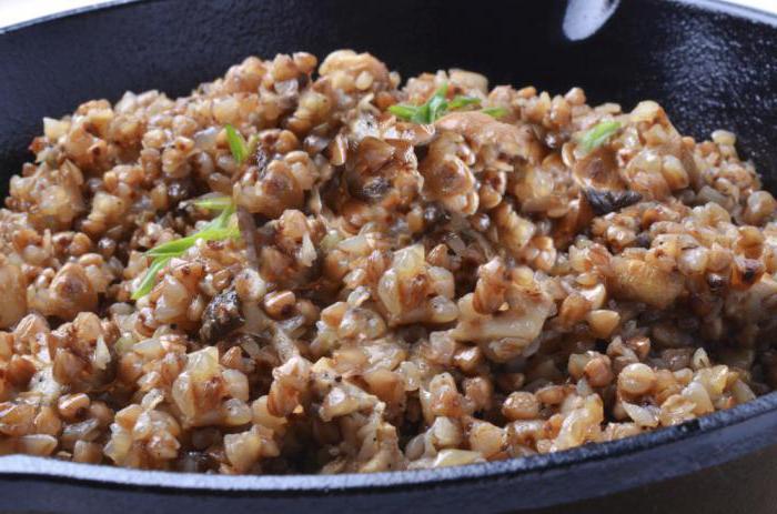 Как приготовить куриную грудку к гречки