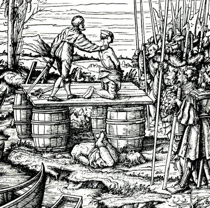 Пытки средневековья секс бес