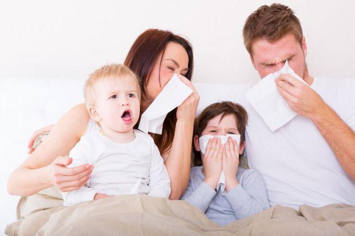 Грипп виды гриппа