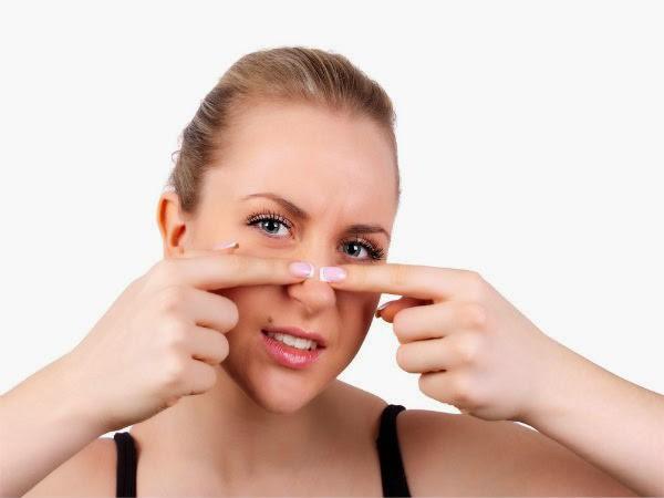 Как выдавить черные точки на носу в домашних условиях