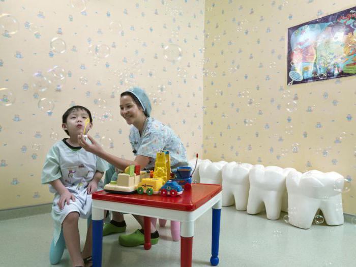 лечение зубов у детей под наркозом