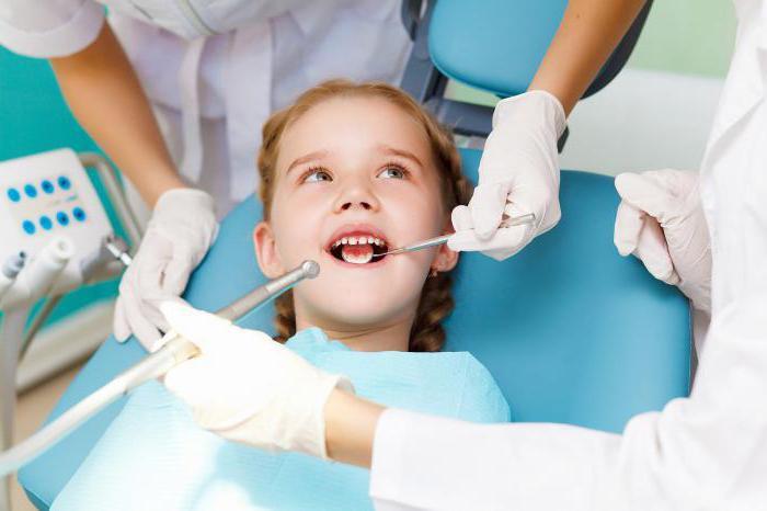 лечение зубов под общим наркозом у детей