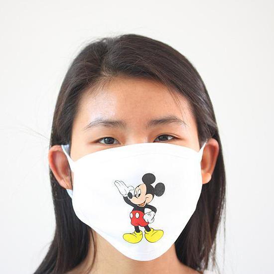 Респираторная маска фото