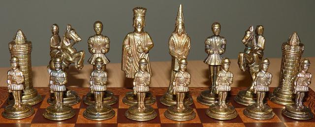 страна родина шахмат