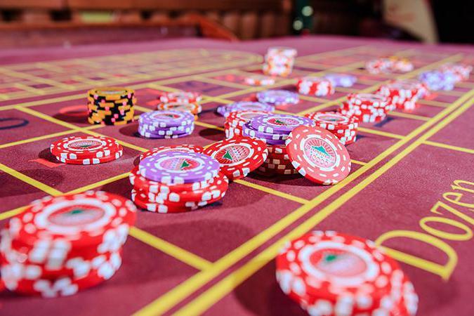 Где находится казино