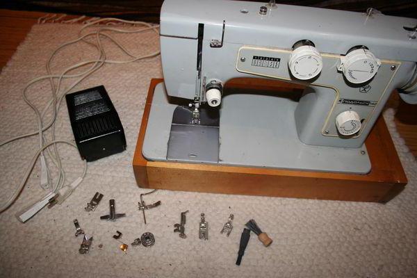 """Швейная машина """"Подольск 142"""": инструкция и фото MnogoZnanie.ru // Хочешь много знать?.. Заходи!"""