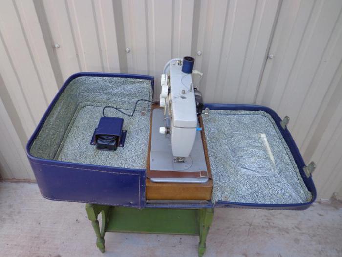 швейная машина подольск 142 инструкция порядок работы