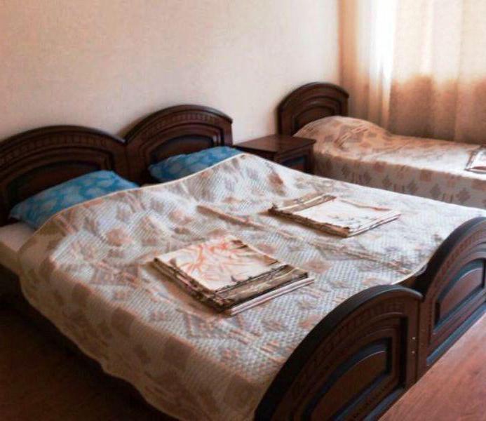 гостевой дом бугенвиллия гагра