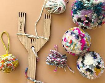 плетение совы на рогатке