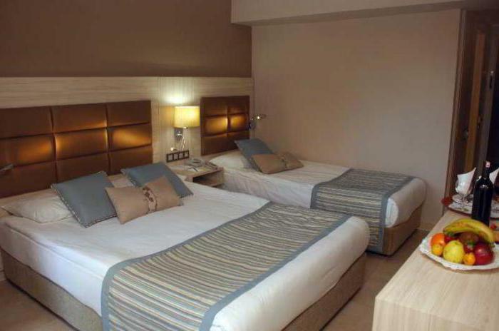 Palmeras Beach Hotel 5* (Турция, Аланья, Конаклы): описание, сервис, отзывы