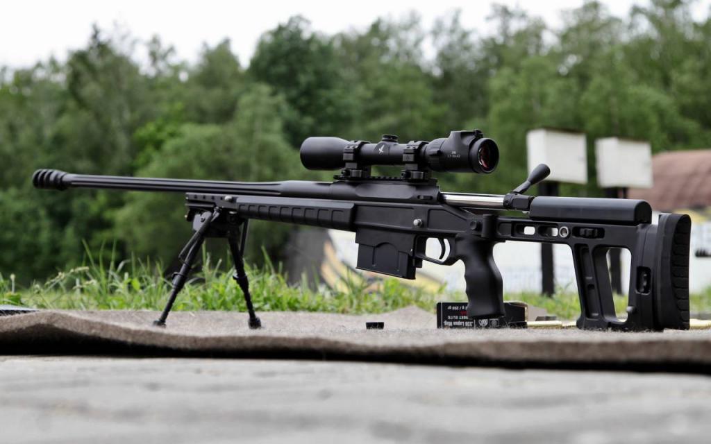 Лучшие снайперские винтовки картинки