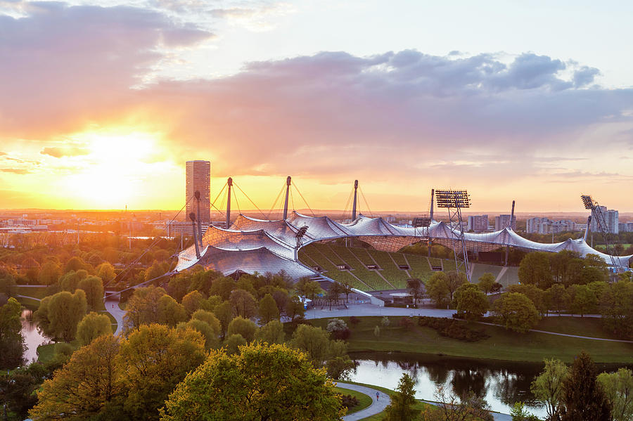 Олимпийский парк в Мюнхене: как добраться, что посмотреть, интересные места, отзывы и фото