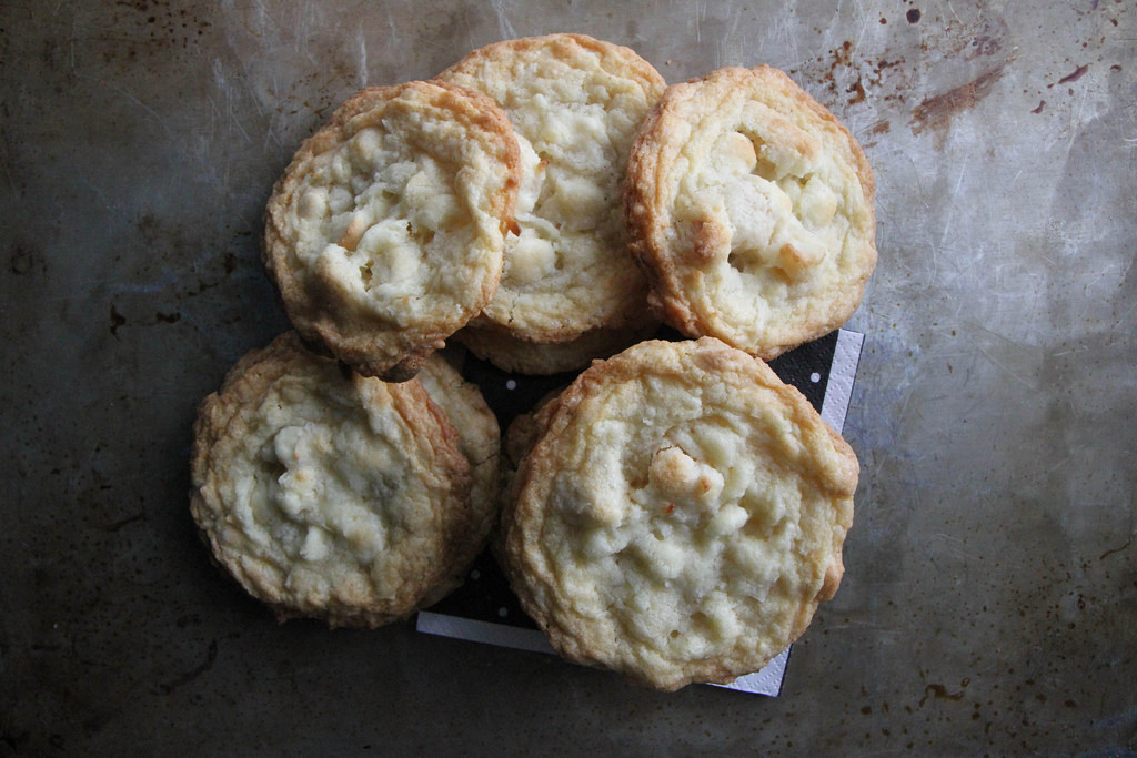 Gluten-free cookies.