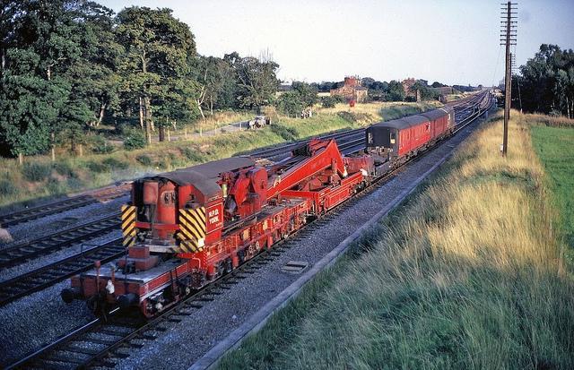 Аварийно восстановительный поезд