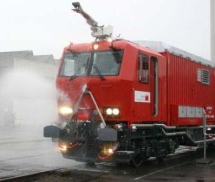 Восстановительные и пожарные поезда
