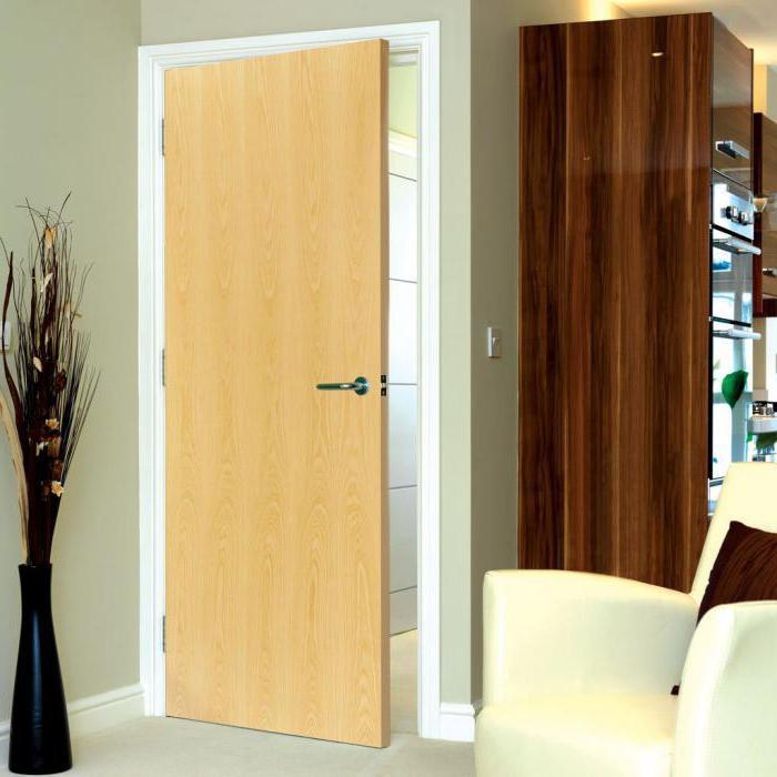 Двери шпон ясеня