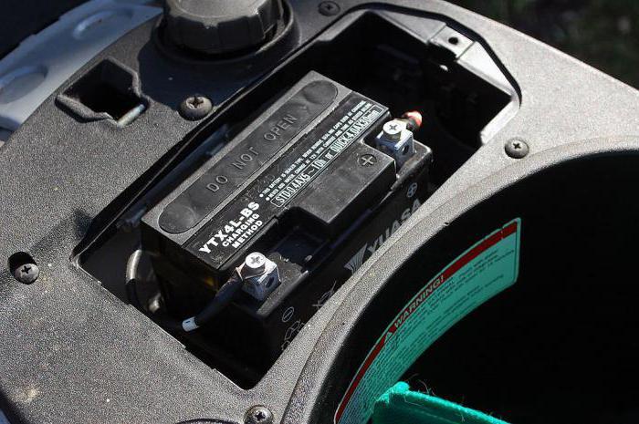 Как восстановить гелевый аккумулятор скутера