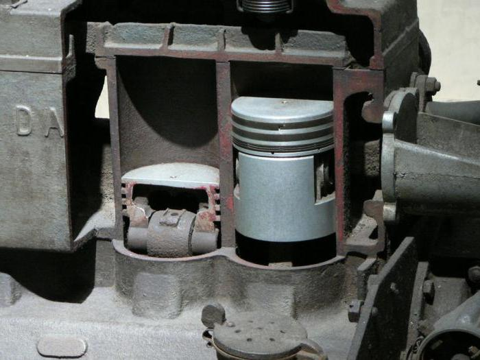 устройство маслоотделителя картерных газов