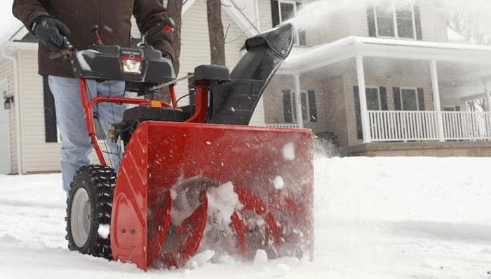 Рейтинг снегоуборочных машин для дачи