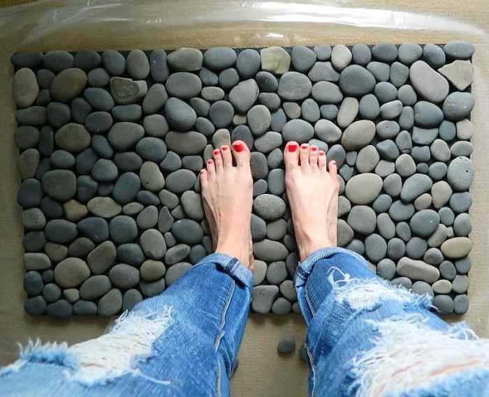 Что можно сделать из камней своими руками?