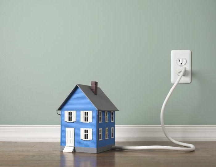 Электрощиток в частном доме