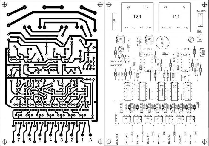 Схема электронного стабилизатора напряжения 220в своими руками