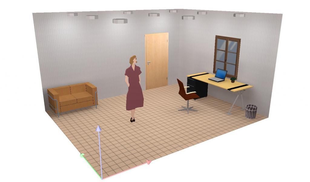 Как рассчитать освещенность помещения?
