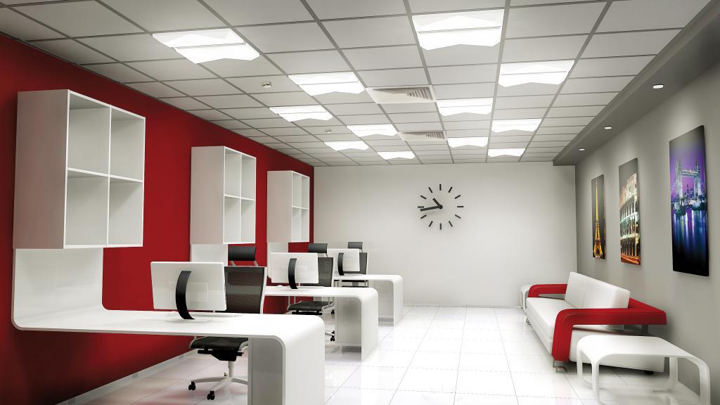 Уровень освещения в помещении влияет на работоспособность человека