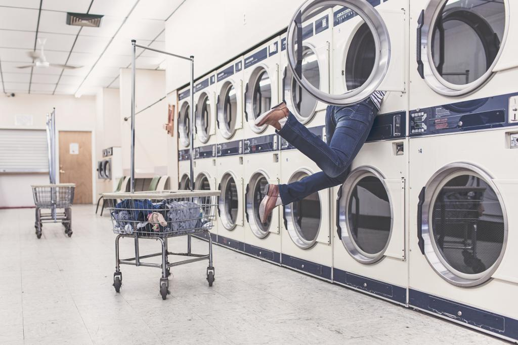 What mode to wash the linen?