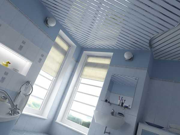 Bathroom Aluminum