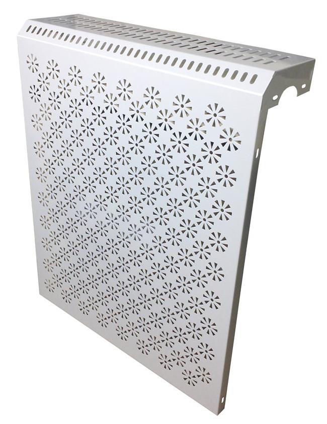 Как спрятать батарею в комнате? Экран на батарею отопления. Декоративная решетка