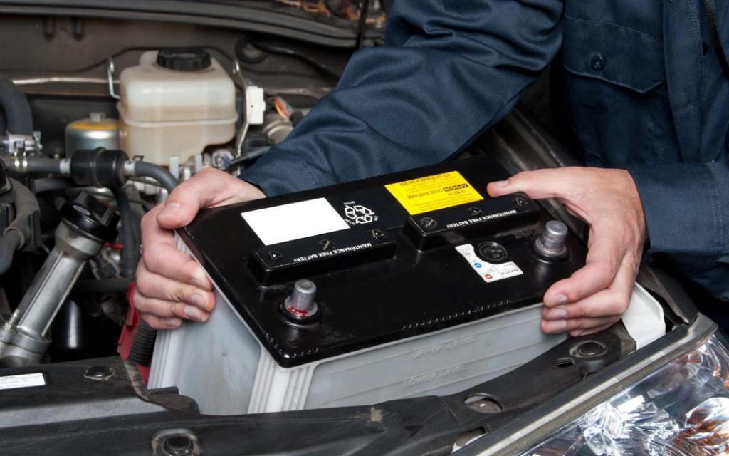 Гелевый аккумулятор для автомобиля