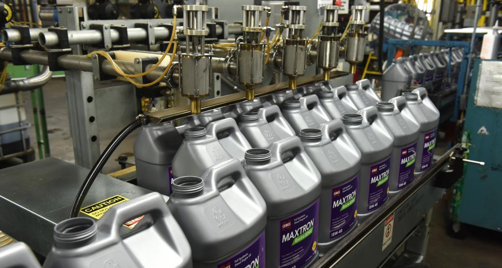 Моторное масло для дизельного двигателя