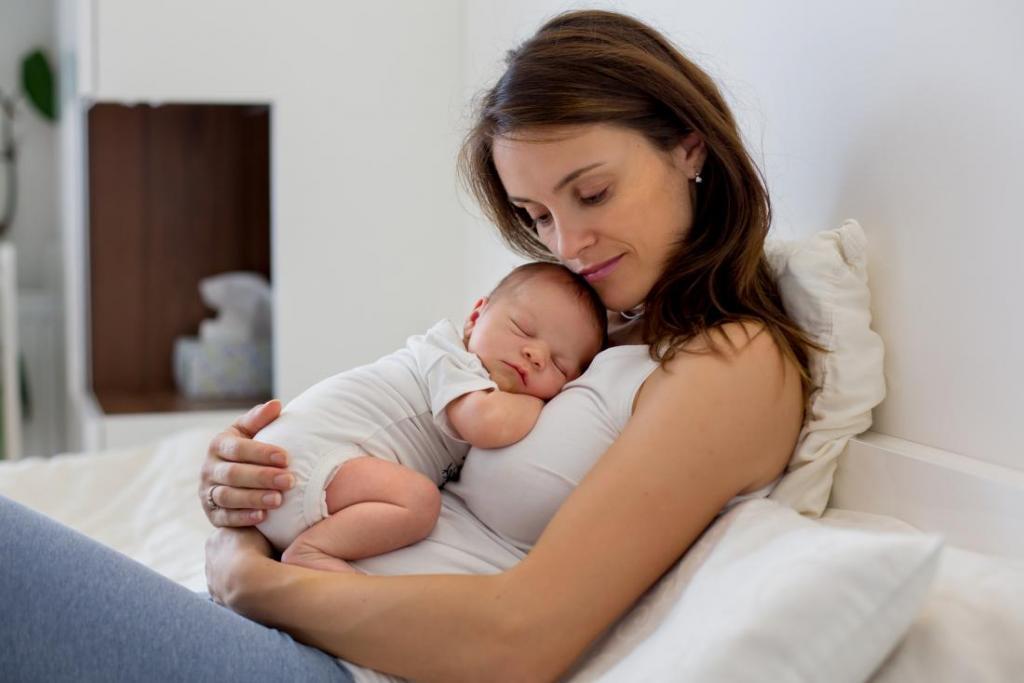 Регулярность месячных после родов при грудном вскармливании 12