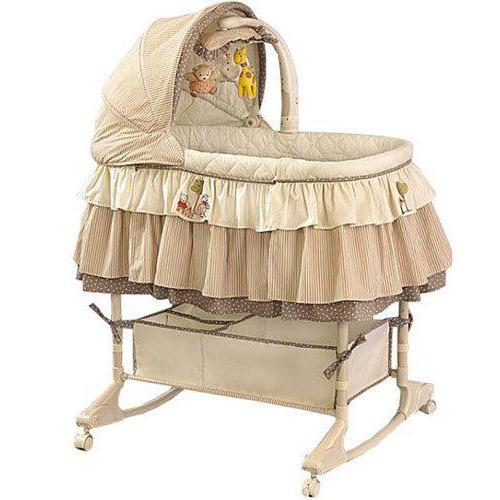 Колыбель для новорожденных люлька для