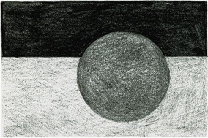 What is a bar? Features pencil hatching