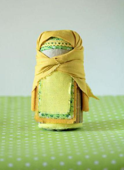 кукла зерновушка своими руками