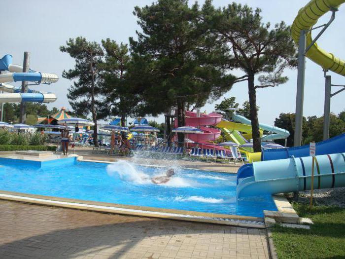 аквапарк эллада кабардинка фото