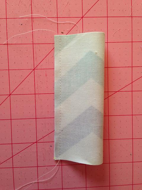 выкройка галстука на резинке