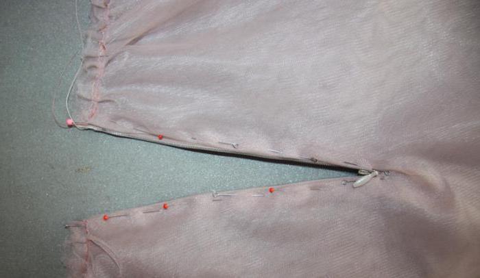 юбка шопенка выкройка