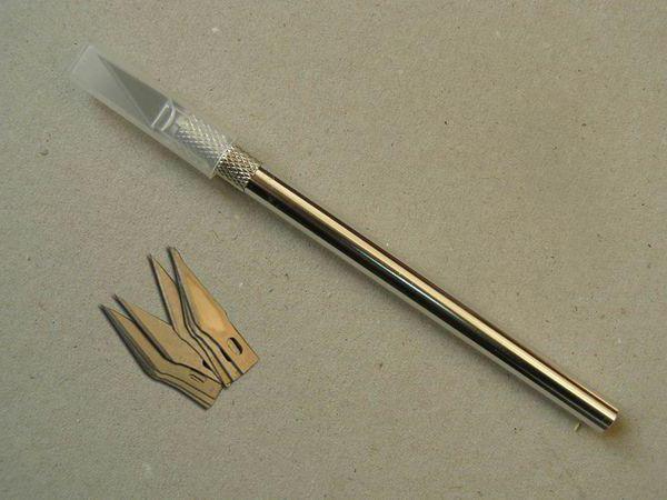 Макетный нож: как выбрать и как использовать