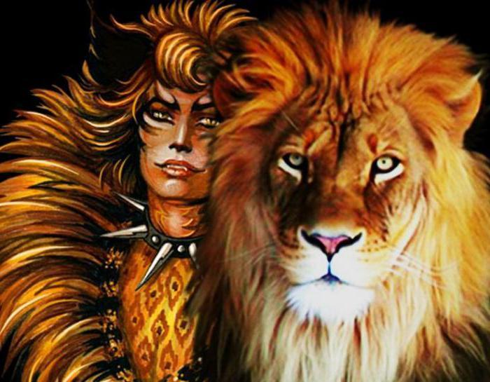 женщина рожденная в год петуха под знаком льва