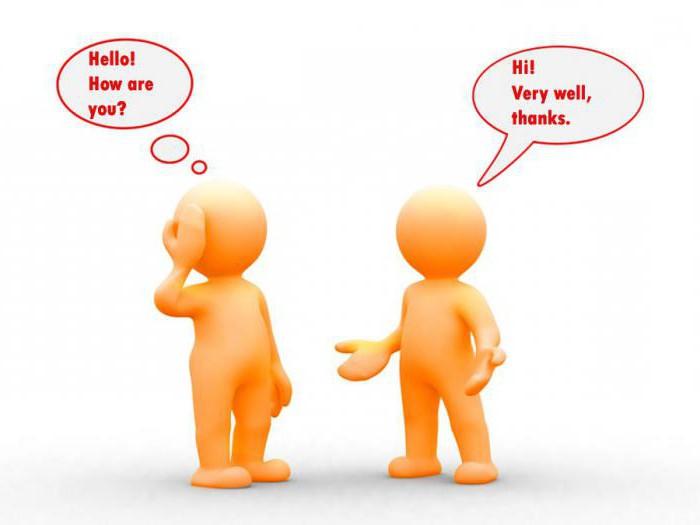 диалог на английском языке знакомство в школе