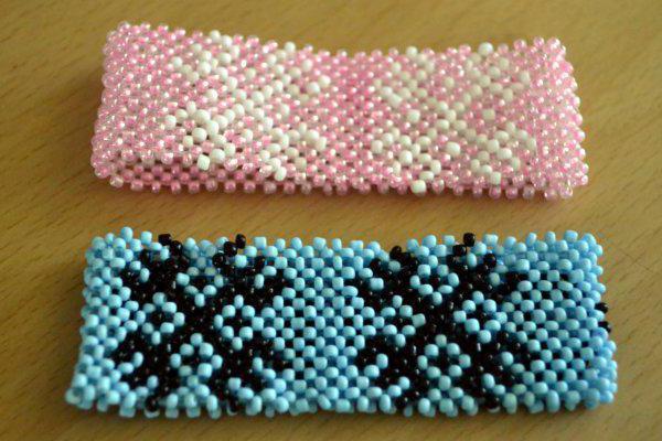 схемы бисероплетения для детей браслеты
