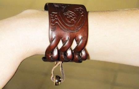 модный браслет своими руками мк