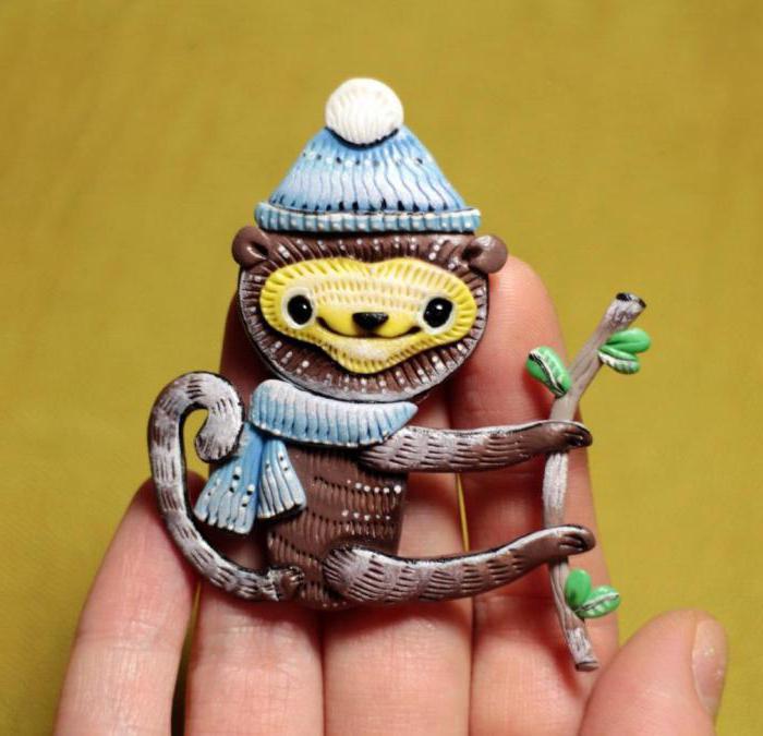 1297329 Как сделать обезьянку своими руками