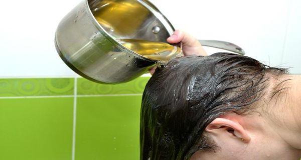 Чтобы волосы были густыми и быстро росли народные средства