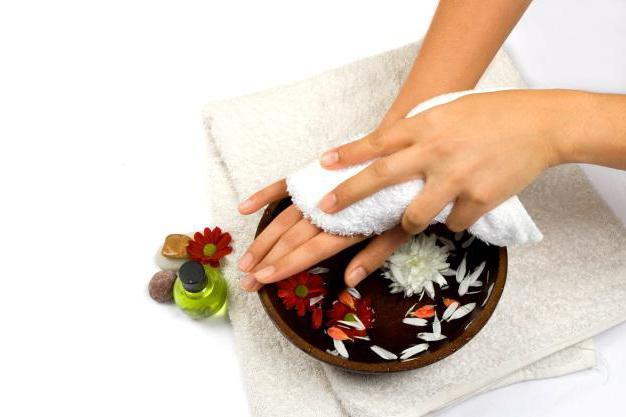 маски для роста ногтей в дом условиях